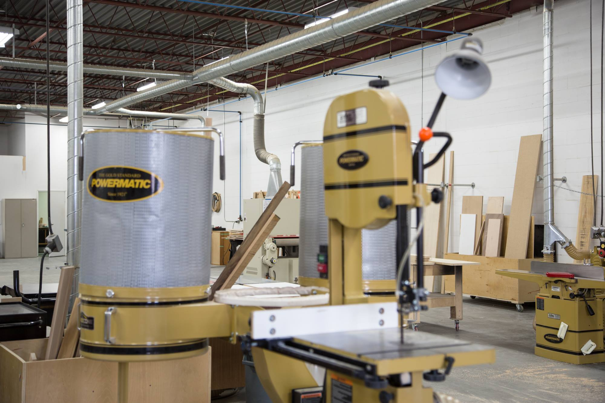 Kroft manufacturing process